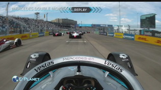 Mercedes-De Vries, che doppietta mondiale!