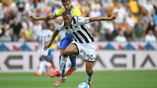 Udinese-Juve, le immagini del match