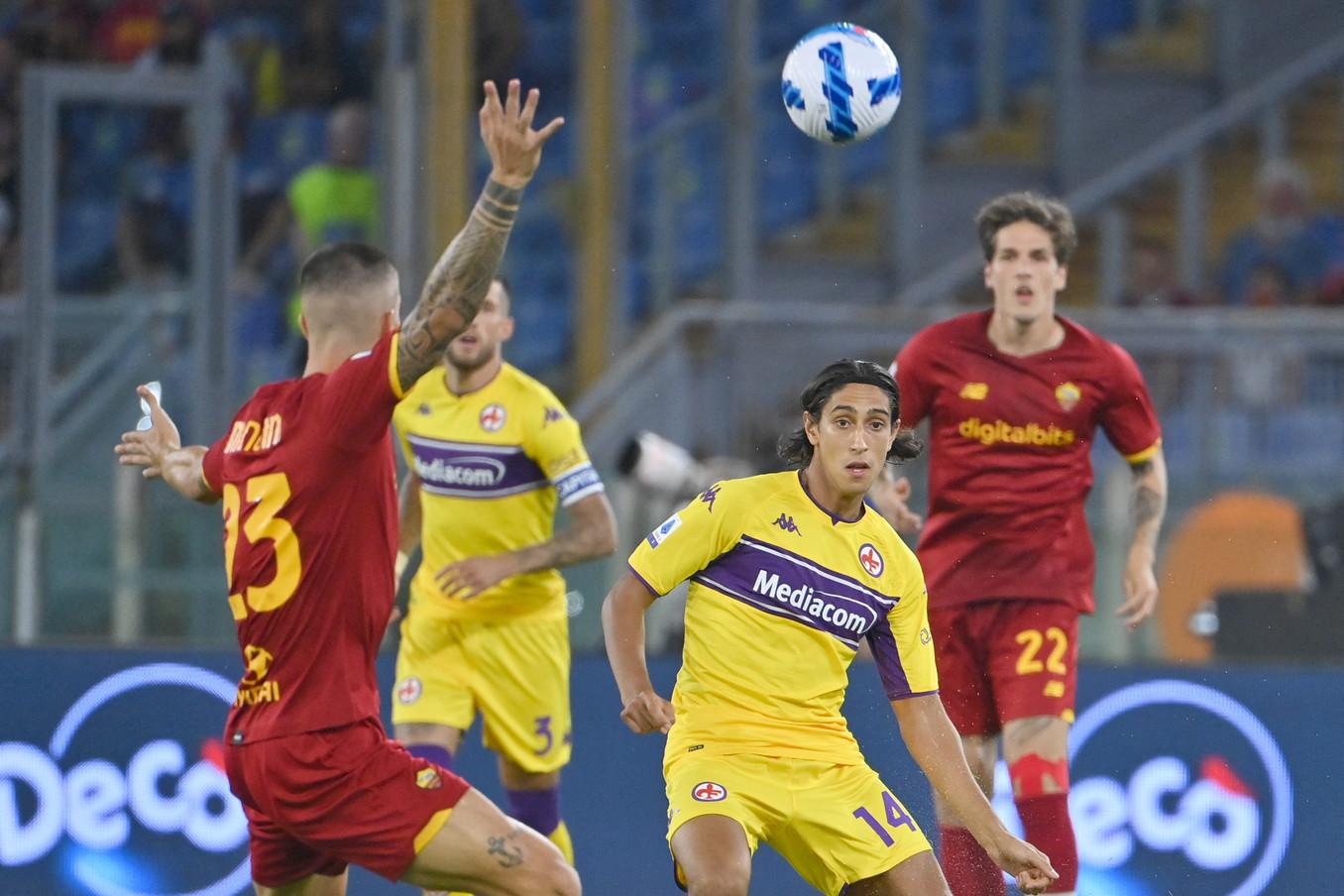 Roma-Fiorentina all&#39;Olimpico ha segnato il ritorno su una panchina di Serie A di Jos&eacute; Mourinho, pi&ugrave; di 11 anni dopo l&#39;ultima volta<br /><br />