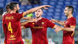 Veretout infiamma il ritorno di Mourinho: tris Roma alla Fiorentina