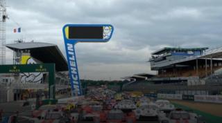 Le Mans è la corsa del destino