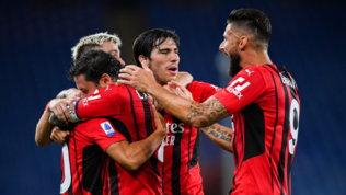 Diaz accende il Milan al Ferraris: Sampdoria battuta di misura