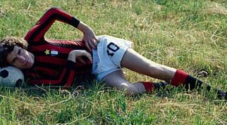 Rino Gaetano, il figlio unico dello sport
