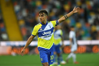 Dybala/Juventus