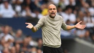 """City, Guardiola annuncia l'addio: """"Prossimo step una Nazionale"""""""