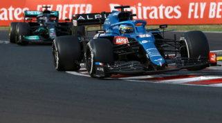 """Alonso-Alpine insieme anche nel 2022: """"Qui mi sento a casa"""""""