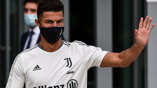 Addio Juve: Ronaldo lascia Torino, in corsa City e United