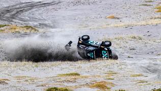 Arctic X Prix:Molly Taylor fa un 360°, riparte e chiude il giro!