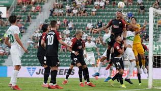 Liga, il Siviglia non vince a Elche, il Real Madrid piega 1-0 il Betis