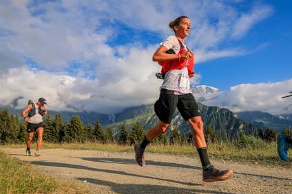 Alcune dell immagini pi&ugrave; significative dell&#39;Ultra Trail del Monte Bianco<br /><br />