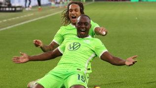 Wolfsburg a punteggio pieno, battuto il Lipsia | Union Berlino ok