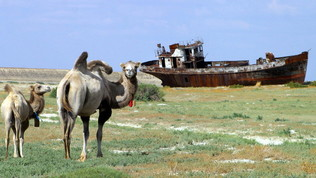 Il disastro ecologico del Lago d'Aral