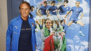 """Mancini riparte dalla Bulgaria: """"Ora l'Italia è vista diversamente"""""""