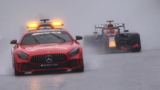 Formula 1 Horror Show