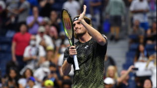US Open: Medvedev travolge Gasquet |Tsitsipas rischia ma elimina Murray