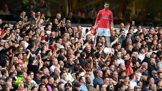 Cristiano Ronaldo allo United per 15 milioni di euro | Ufficiale Kean