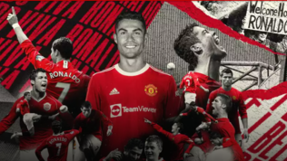 """Ronaldo ritrova lo United e tiene il 7: """"Posto speciale per me"""""""