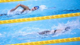 Paralimpiadi: nuoto, oro e record per Giulia Terzi nei 100 stile libero