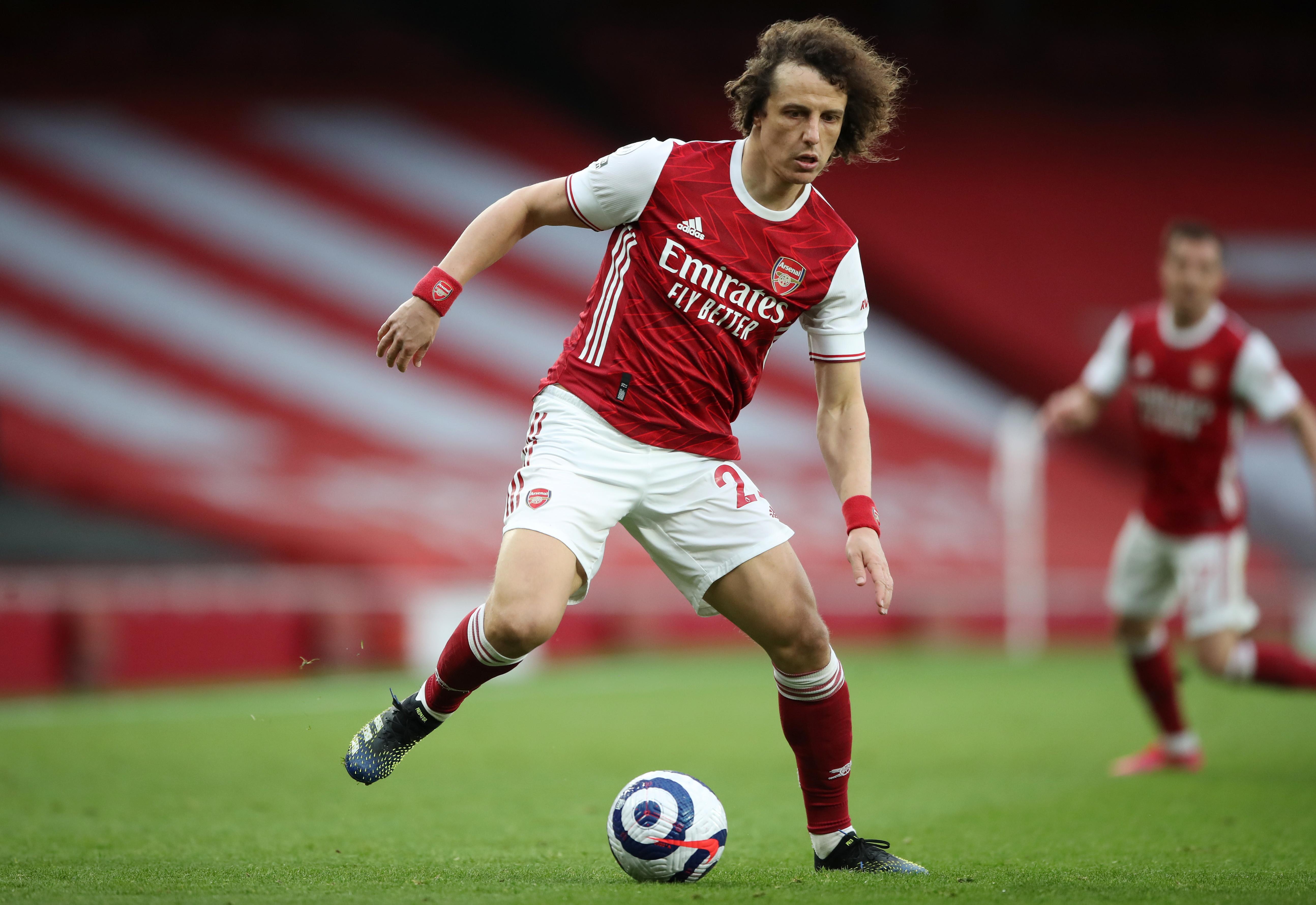 David Luiz - 34 anni