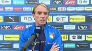 """Mancini: """"Prima partita sempre rischiosa ma che bello tornare a giocare"""""""