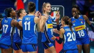 L'Italia è spietata, 3-0 alla Russia. Ora l'Olanda in semifinale