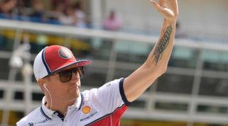 Raikkonen annuncia il ritiro, l'ultimo campione in Ferrari lascia a fine anno