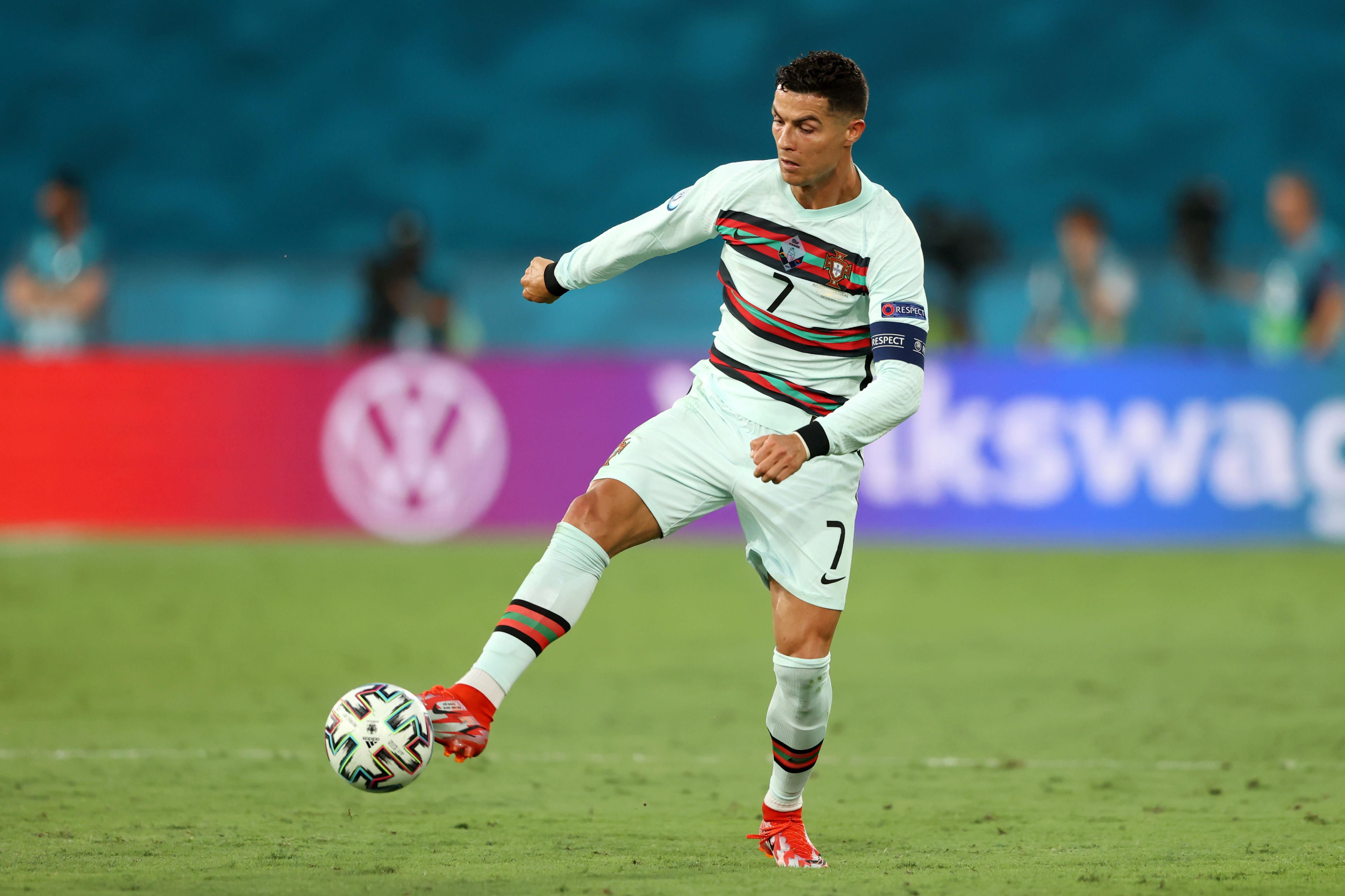 1) Cristiano Ronaldo (Portogallo): 111 gol