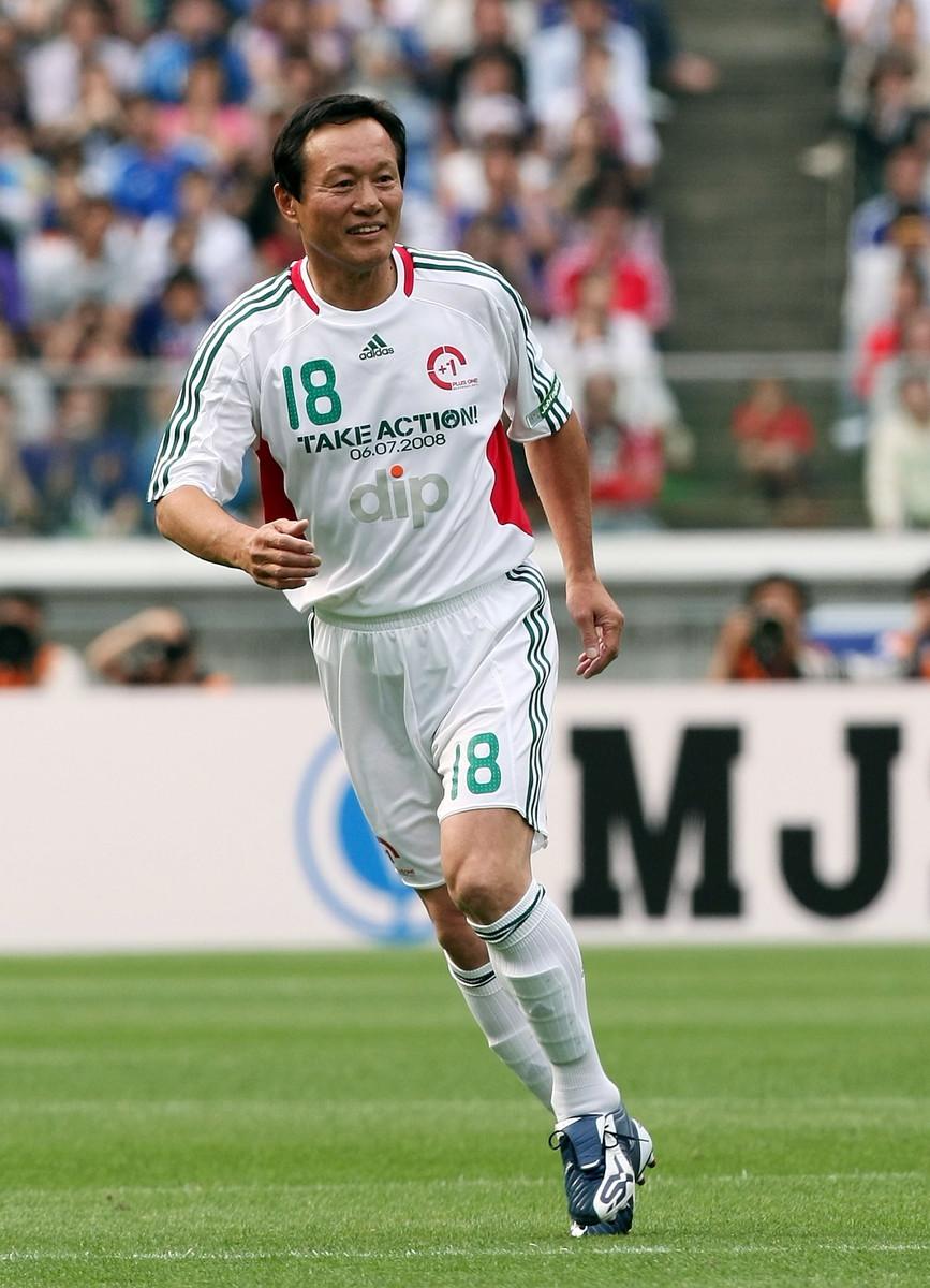 4) Kunishige Kamamoto (Giappone): 80 gol