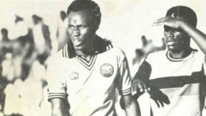 5) Godfrey Chitalu (Zambia): 79 gol