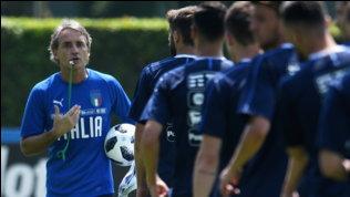 L'Italia corre verso il Mondiale. Stasera sarà la prima da campioni d'Europa
