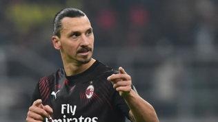 Ibrahimovic è tornato: due gol e un assist in partitella   Ora punta Lazio e Liverpool