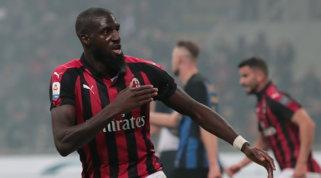 """Riecco Bakayoko: """"Ritrovo un Milan più forte, spero di restare a lungo"""""""