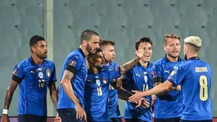 Italia-Bulgaria: le foto della prima da campioni