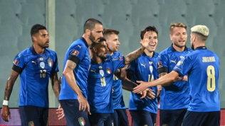 Super Chiesa non basta, l'Italia stecca e fa 1-1 con la Bulgaria