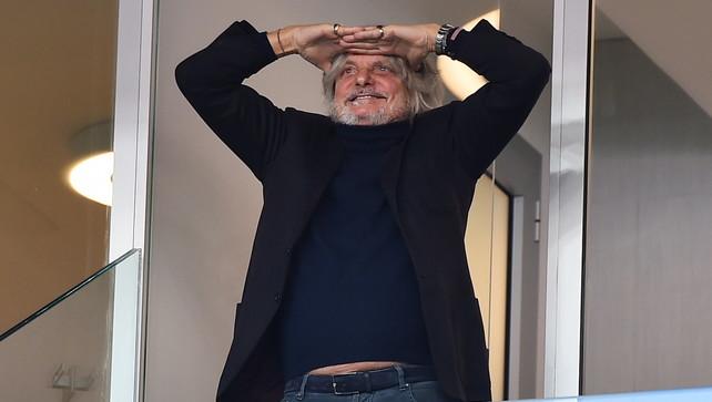 """Ferrero: """"Petagna? Chiedete a De Laurentiis, il prezzo saliva sempre"""""""