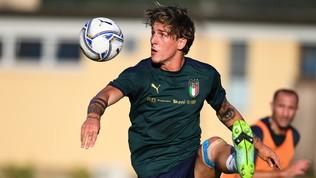 Mancini rivoluziona l'Italia in Svizzera: prontiZaniolo e Pellegrini