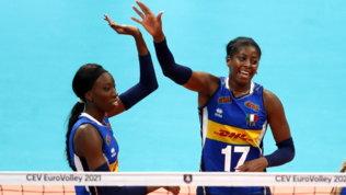 Volley, Europei: 3-1 all'Olanda, l'Italia vola in finale