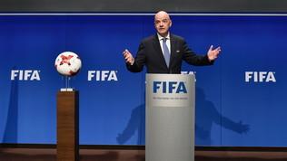 La Fifa studia Mondiali ed Europei ogni due anni. Uefa preoccupata