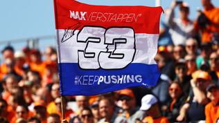 Zandvoort, una pole super di Verstappen