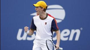 US Open: Berrettini e Sinner volano agli ottavi, eliminato Seppi