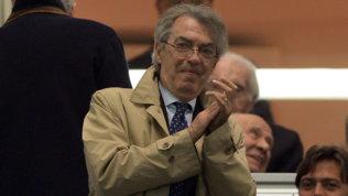 """Moratti, CR7 e la stoccata alla Juve: """"Lui la sua parte l'ha fatta..."""""""