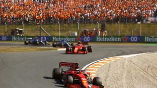 """Leclerc si carica: """"Gara positiva, testa a Monza"""". Sainz: """"Lento e non so perché"""""""