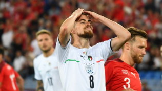 Jorginho e Berardi graziano la Svizzera: il cammino mondiale si complica