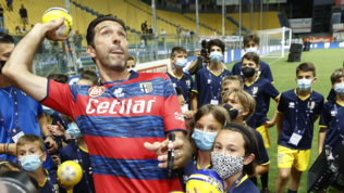 """Buffon: """"Più clemenza con Immobile. Io ai Mondiali? Il ct ha già pressioni..."""""""