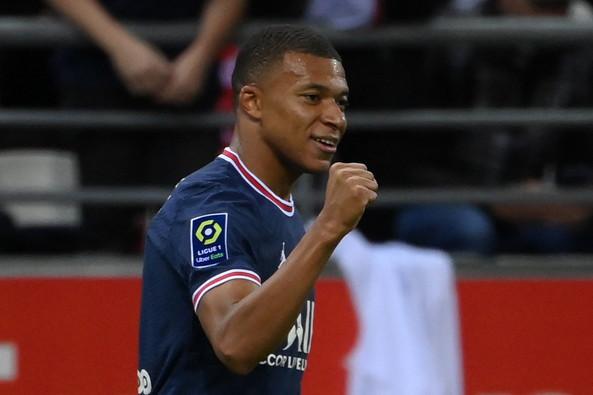 Mbappé/Paris Saint-Germain