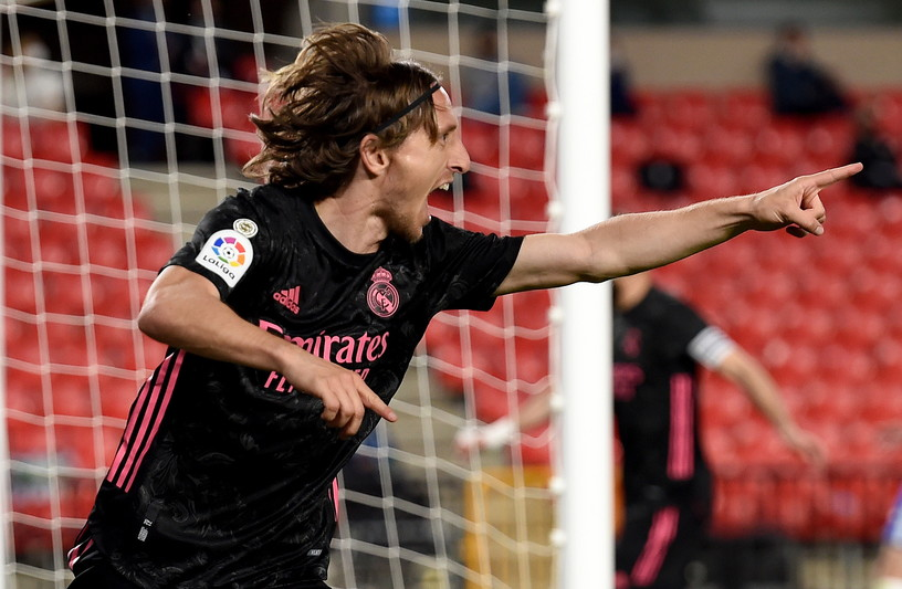 Modric/Real Madrid