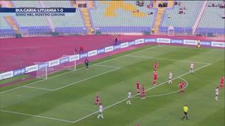 Bulgaria-Lituania 1-0