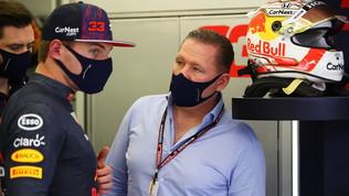 Papà Verstappen si perde il trionfo di Max:ricoveratoin ospedale durante il GP