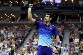 Brooksby spera, ma i quarti sono di Djokovic: il sogno Grande Slam continua
