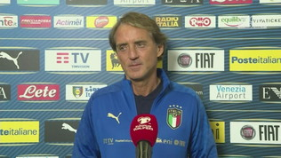 """Mancini: """"Dobbiamo solo restare tranquilli"""""""
